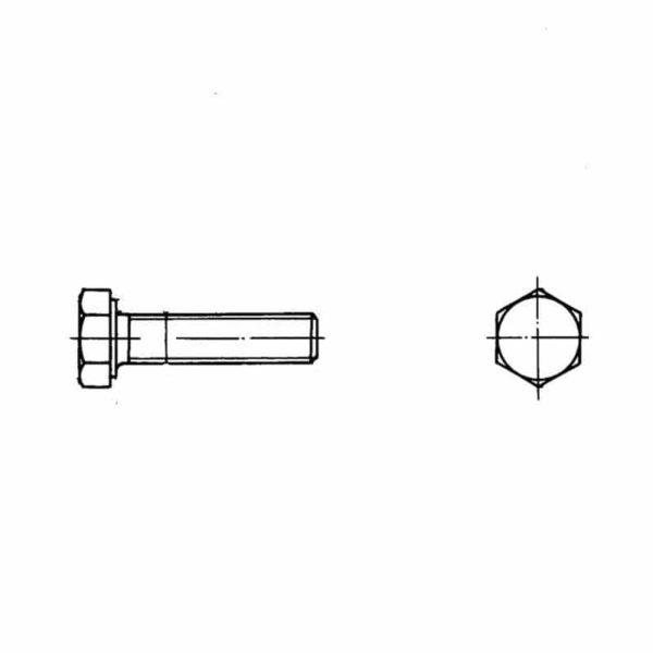 ОСТ 1 10576-72 Винты с шестигранной головкой из титанового сплава