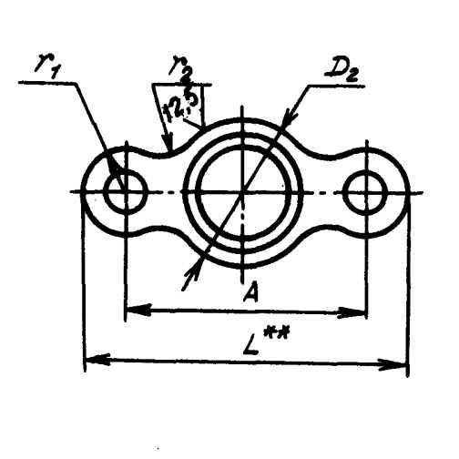 ОСТ 1 11367-73 Гайки герметичные двухушковые самоконтрящиеся